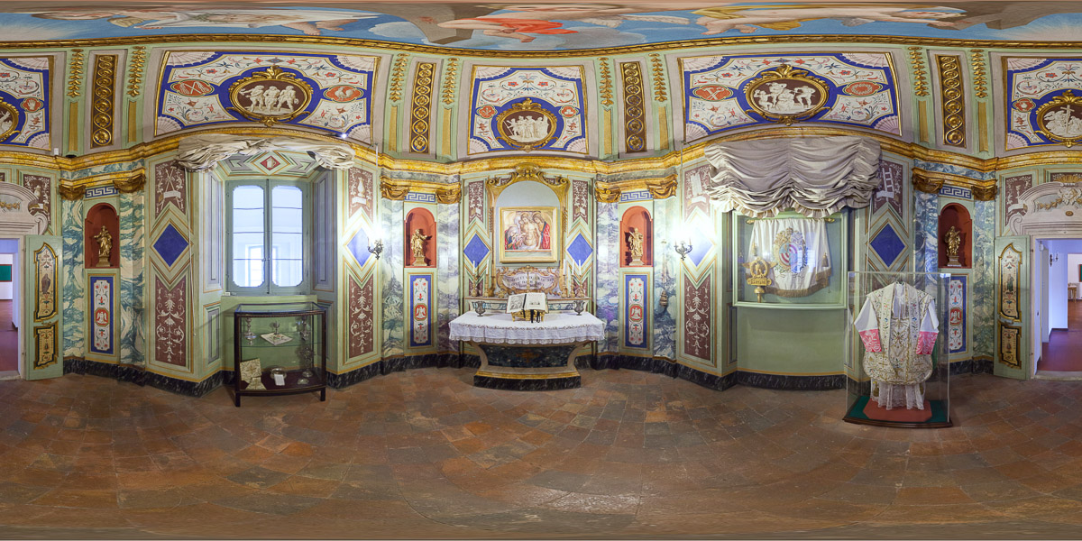 Macertata - Museo Palazzo Ricci_cappella