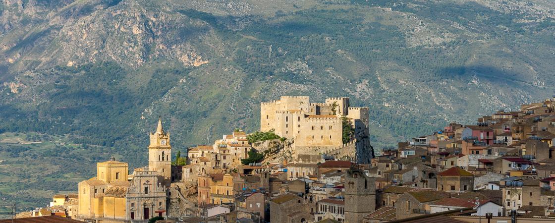 Madonie 2.0_Caccamo - Castello Chiaramonte