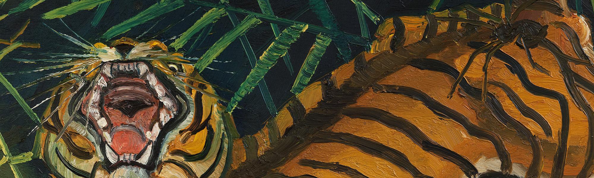 Ligabue - Tigre e ragno